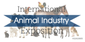 Trade Show Label Animal Industry Expo