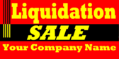 Liquidation Sale Your Company