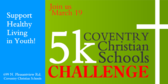 Coventry Challenge 5K