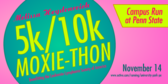 Melissa Heydenreich 5k/10k Moxie-thon