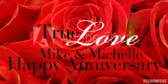 True Love Happy Anniversary!