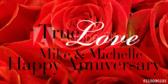 True Love  Happy Anniversary!