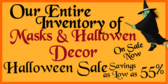 Halloween Sale (Decorations) #4