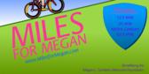 Miles for Megan