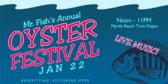 Mr. Fish Annual Oyster Festival