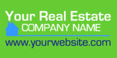 Generic Real Estate Company with Website