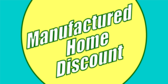 Manufactured Home Discount