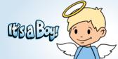 Its a Boy Banner w Halo