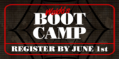 Waldo's Boot Camp