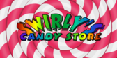 Swirly's Candy Store