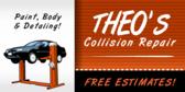 Theo's Collision Repair