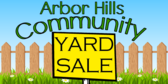 Community Event Sign