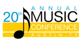 Trade Show Label Musical Instruments Conference