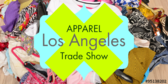 Trade Show Label Apparel Los Angeles