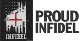 USA Infidel Label
