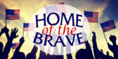 USA Home Of The Brave