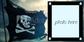 Photo Frame Pirate