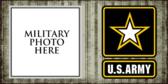 Photo Frame Military