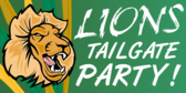 Lions Tailgate Party
