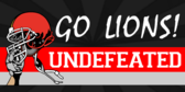 Football Sports Motivation Banner