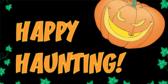 Halloween (Happy Haunting!)