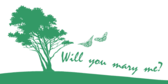 Will You Marry Nature Banner