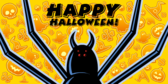 Happy Halloween (Spider)