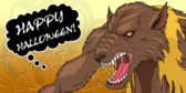 Happy Halloween (Wolfman)