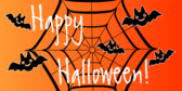 Happy Halloween (Spiderweb)
