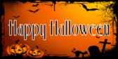 Happy Halloween Scene
