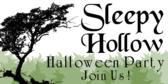 Sleepy Hollow Halloween Party