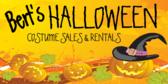 Halloween Costume Sales & Rentals