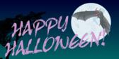 Happy Halloween (Moon)