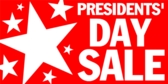 Presidents' Day Sale #26