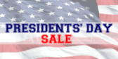 Presidents' Day Sale #25