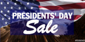 Presidents' Day Sale #22
