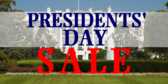 Presidents' Day Sale #20