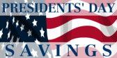 Presidents' Day Sale #19