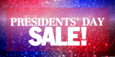 Presidents' Day Sale #18