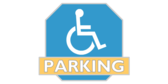 Apartments (Handicapped Parking)