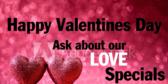 Love Specials?