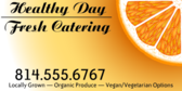 Catering Service #1