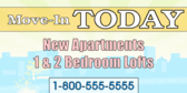 Apartments for Lease #1