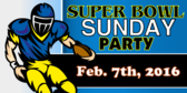 Super Bowl Party (Standard)