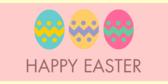 Easter Egg Zig Zag