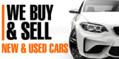Auto Sales (Buy & Sell) Banner