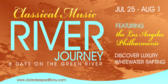 Classical Music River Journey
