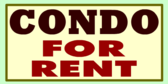 Condo For Rent Border