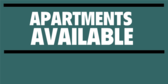 Apartments Available Info
