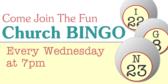 Come Join Church Bingo